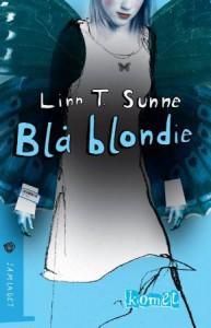 blå blondi
